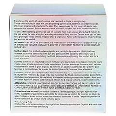 Elizabeth Arden SKIN ILLUMINATING Retexturizing Pads 50 Stück - Rückseite