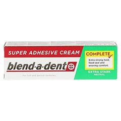blend-a-dent Super Haftcreme neutral 40 Milliliter - Rückseite