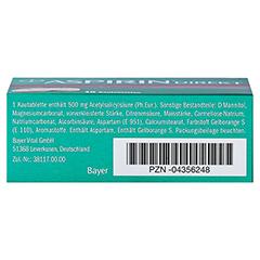 Aspirin Direkt 10 Stück N1 - Unterseite