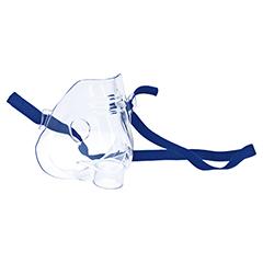 OMRON Vernebler VVT Kindermaske PVC 1 Stück - Rückseite