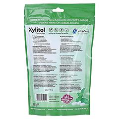MIRADENT Xylitol Zahnpflegekaugummi Spearmint Ref. 200 Stück - Rückseite