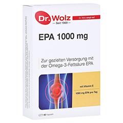 EPA 1000 mg Dr.Wolz Kapseln 60 Stück
