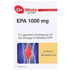EPA 1000 mg Dr.Wolz Kapseln 60 Stück - Vorderseite
