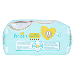 PAMPERS micro 24 Stück - Oberseite