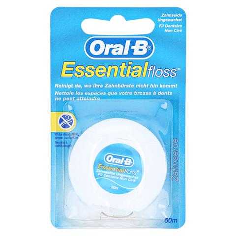 Oral-B Zahnseide ungewachst 50 m 1 Packung