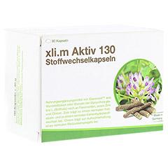 XLIM Aktiv 130 Stoffwechselkapseln 90 Stück