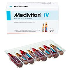 MEDIVITAN iV Injektionslösung in Amp.-Paare 8 Stück N2