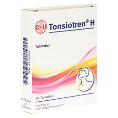 TONSIOTREN H Tabletten 60 Stück N1