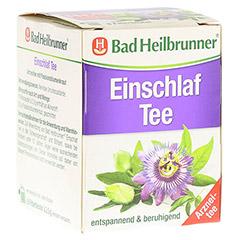 BAD HEILBRUNNER Einschlaf Tee Filterbeutel 8x2.0 Gramm