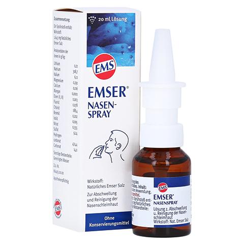 Emser Nasenspray 20 Milliliter N2
