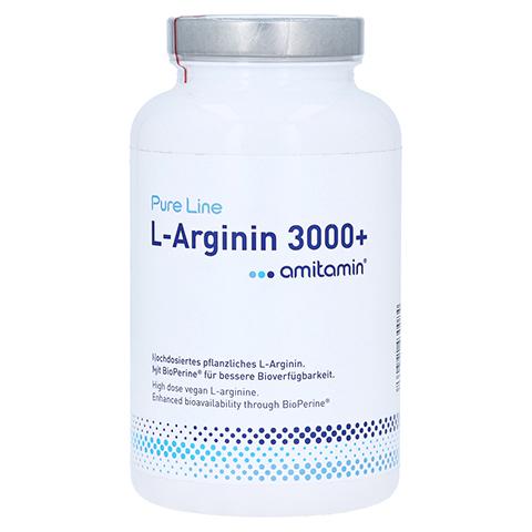 AMITAMIN L-Arginin 3.000 Kapseln 240 Stück