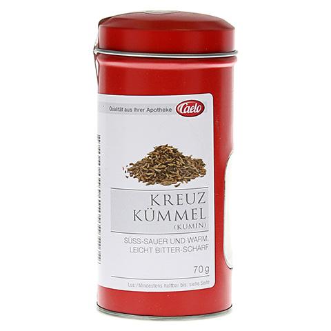 KREUZKÜMMEL Kumin ganz Blechdose Caelo HV-Packung 70 Gramm