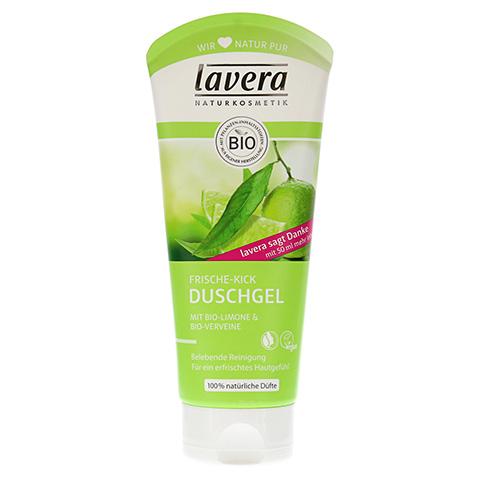 LAVERA Duschgel Bio-Limone+Bio-Verveine 200 Milliliter