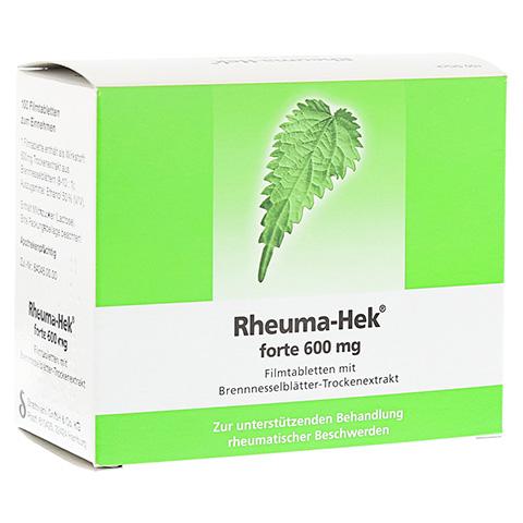 Rheuma-Hek forte 600mg 100 Stück N3