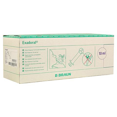 EXADORAL B.Braun orale Spritze 10 ml 100 Stück