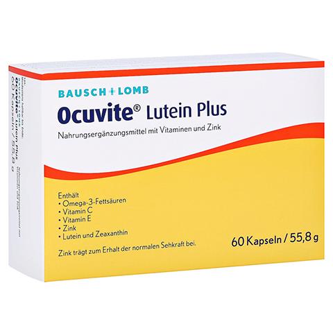 OCUVITE Lutein Plus Kapseln 60 Stück