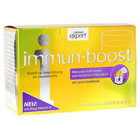 IMMUN-BOOST Orthoexpert Trinkgranulat 28x10.2 Gramm