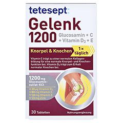 TETESEPT Gelenk 1.200 Intens plus Tabletten 30 Stück - Vorderseite