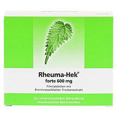Rheuma-Hek forte 600mg 100 Stück N3 - Vorderseite