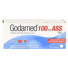 Godamed 100mg ASS TAH 100 Stück N3 - Vorderseite