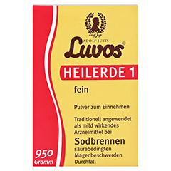 LUVOS Heilerde 1 fein 950 Gramm - Vorderseite