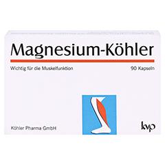 Magnesium Köhler 1x90 Stück - Vorderseite