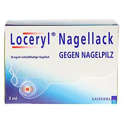 Loceryl gegen Nagelpilz 3 Milliliter N1 - Vorderseite