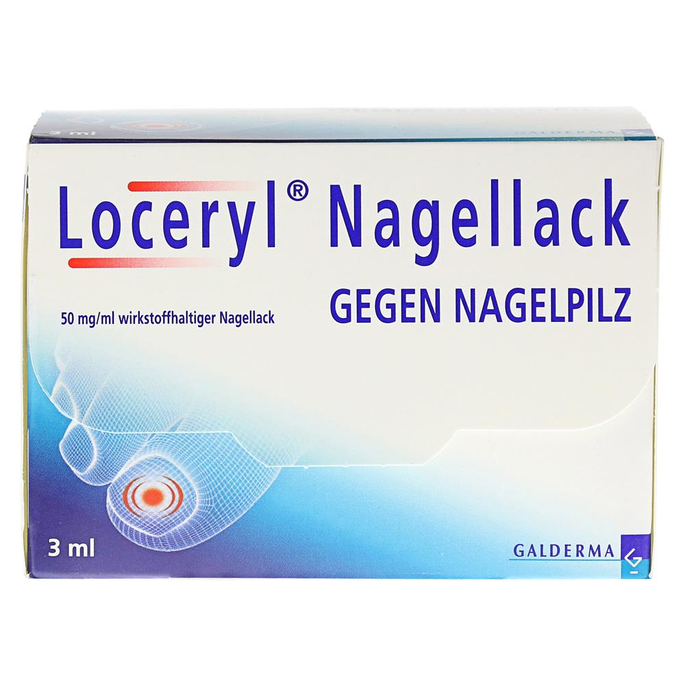 Erfahrungen zu Loceryl gegen Nagelpilz 3 Milliliter N1 - medpex ...