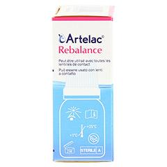 ARTELAC Rebalance Augentropfen 2x10 Milliliter - Linke Seite