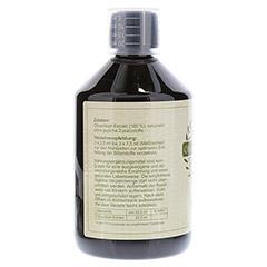 OLIVENBLATT-Extrakt NATURA 100% naturrein pur 500 Milliliter - Linke Seite