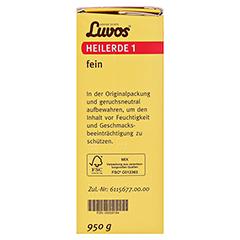LUVOS Heilerde 1 fein 950 Gramm - Linke Seite