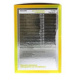 IMMUN-BOOST Orthoexpert Trinkgranulat 28x10.2 Gramm - Linke Seite