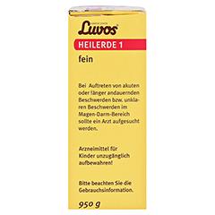 LUVOS Heilerde 1 fein 950 Gramm - Rechte Seite