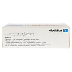 MEDIVITAN iV Injektionslösung in Zweikammerspritze 8 Stück N2 - Oberseite