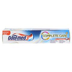 ODOL MED 3 Complete Care natürliches weiß Zahnpa. 100 Milliliter - Oberseite