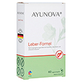 AYUNOVA Leber-Formel Kapseln 60 Stück