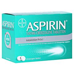 Aspirin 500mg 40 Stück