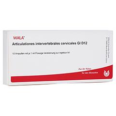 ARTICULATIONES intervertebral.cerv.GL D 12 Amp. 10x1 Milliliter N1