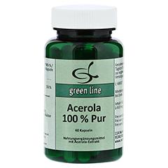 ACEROLA 100% Pur Kapseln 60 Stück