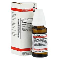 CALCIUM PHOSPHORICUM D 8 Dilution 20 Milliliter N1