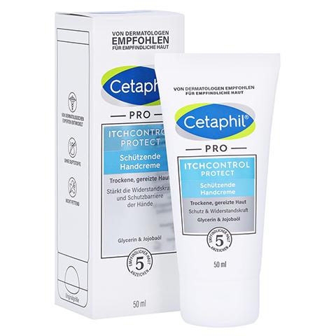 Cetaphil Pro Itch Control Protect Handcreme 50 Milliliter