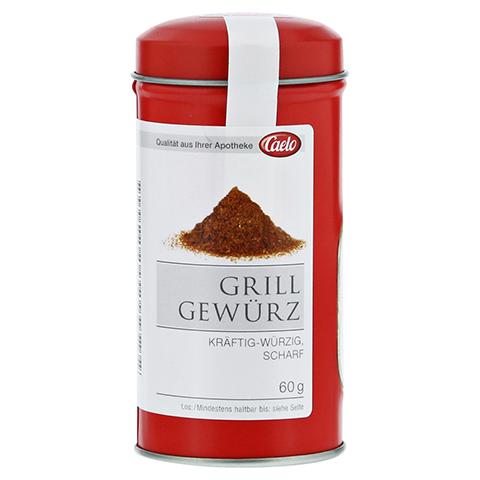 GRILLGEWÜRZ Blechdose Caelo HV-Packung 60 Gramm