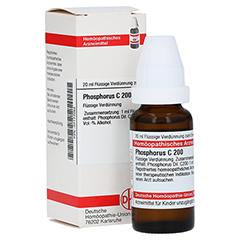 PHOSPHORUS C 200 Dilution 20 Milliliter N1