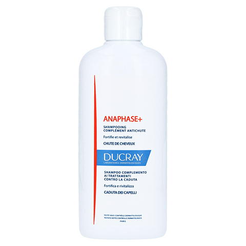 Ducray Anaphase+ Shampoo Haarausfall 400 Milliliter