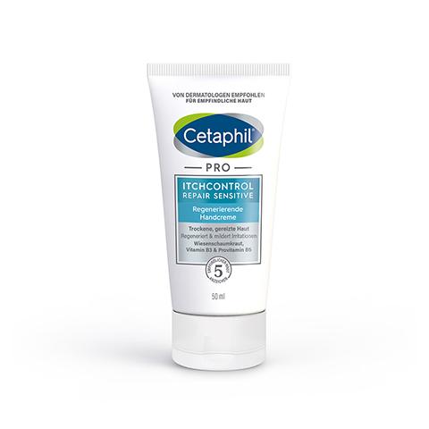 Cetaphil Pro Itch Control Repair Sensitiv Handcreme 50 Milliliter