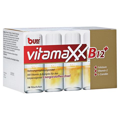 BUER VITAMAXX Trinkfläschchen 14 Stück