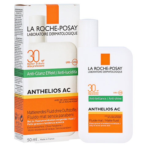 ROCHE-POSAY Anthelios Extreme 30 Fluid Mexo 50 Milliliter