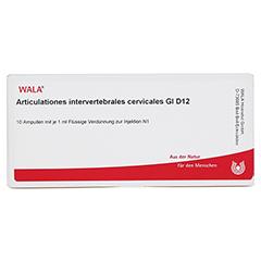 ARTICULATIONES intervertebral.cerv.GL D 12 Amp. 10x1 Milliliter N1 - Vorderseite
