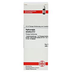 HYDROCOTYLE asiatica D 2 Dilution 50 Milliliter N1 - Vorderseite