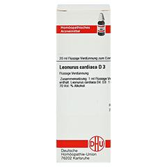 LEONURUS CARDIACA D 3 Dilution 20 Milliliter N1 - Vorderseite